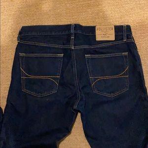 "Men's Hollister 32"" x 34"" Slim Straight jeans"